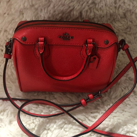 a192cc0b7c627 Coach Handbags - Coach micro mini Bennett satchel ON HOLD